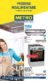 Metro - Oferta produse nealimentare | 01 Aprilie - 30 Aprilie