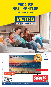 Metro - Produse nealimentare | 01 Mai - 31 Mai