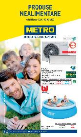 Metro - Produse nealimentare | 01 Iunie - 30 Iunie