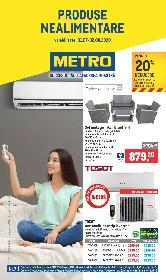 Metro - Produse nealimentare | 01 Iulie - 02 August