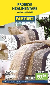 Metro - Produse nealimentare | 04 Ianuarie - 31 Ianuarie