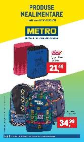 Metro - Oferte nealimentare | 02 August - 31 August