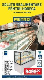 Metro - Oferte nealimentare HoReCa | 03 August - 31 August