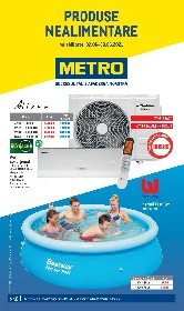 Metro - Produse nealimentare | 02 Iunie - 30 Iunie