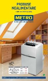 Metro - Produse nealimentare pentru magazinul tau | 05 Mai - 01 Iunie