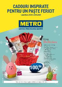 Metro - Cadouri inspirate pentru un Paste Fericit | 16 Martie - 18 Aprilie