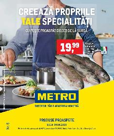 Metro - Oferte produse proaspete | 03 Iunie - 09 Iunie
