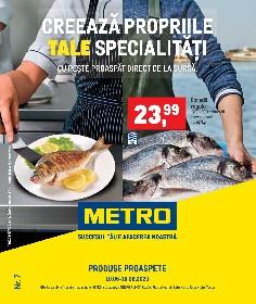 Metro - Produse Proaspete | 10 Iunie - 16 Iunie
