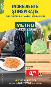 Metro - Produse proaspete | 30 Septembrie - 13 Octombrie