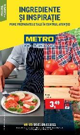Metro - Produse proaspete | 20 Ianuarie - 26 Ianuarie