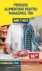 Metro - Produse proaspete | 26 Mai - 01 Iunie