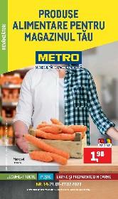 Metro - Produse proaspete | 21 Iulie - 27 Iulie