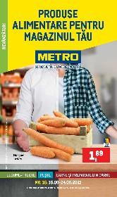 Metro - Produse Proaspete | 18 August - 24 August