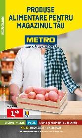 Metro - Produse Proaspete | 01 Septembrie - 07 Septembrie