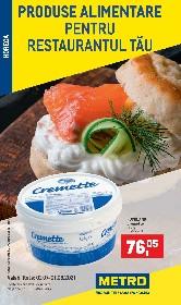 Metro - Produse alimentare pentru restaurantul tau | 01 Iulie - 01 August