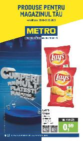 Metro - Oferte pentru revanzatori | 03 Februarie - 01 Martie