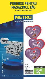 Metro - Oferte pentru revanzatori | 02 Martie - 31 Martie