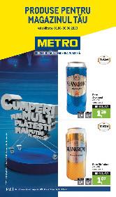 Metro - Oferte pentru revanzatori | 01 Iunie - 30 Iunie