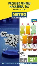 Metro - Oferte pentru revanzatori | 03 August - 31 August