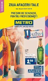 Metro - Preturi de senzatie pentru Revanzatori | 01 Septembrie - 13 Octombrie