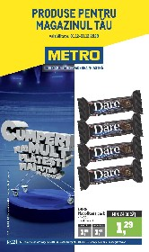 Metro - Oferte pentru revanzatori | 01 Decembrie - 31 Decembrie