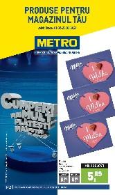 Metro - Produse pentru magazinul tau | 01 Februarie - 28 Februarie