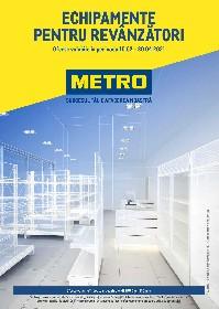 Metro - Echipamente pentru revanzatori | 10 Februarie - 30 Aprilie