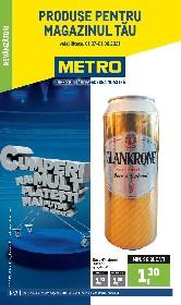 Metro - Produse pentru magazinul tau | 01 Iulie - 01 August