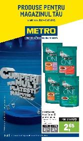 Metro - Cumperi mai mult, Platesti mai putin | 01 Aprilie - 03 Mai