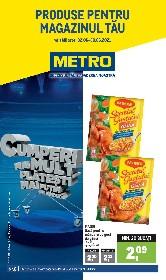 Metro - Cumperi mai mult platesti mai putin | 02 Iunie - 30 Iunie
