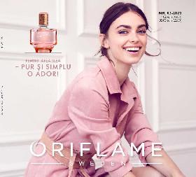 Oriflame - Pur si simplu o ador | 11 Februarie - 02 Martie