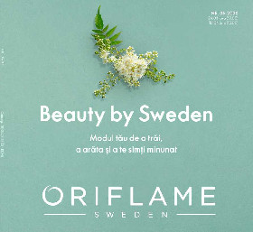 Oriflame - Beauty by Sweden | 24 Martie - 13 Aprilie