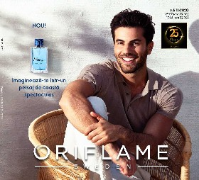 Oriflame - 25 de ani in Romania | 28 Iulie - 17 August