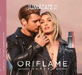 Oriflame - Jumatate tu Jumatate eu | 26 Ianuarie - 15 Februarie