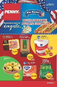Penny Market - Delicii Americane pe toate gusturile | 26 August - 01 Septembrie