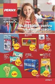 Penny - Ne pregatim pentru un nou an scolar   25 August - 31 August