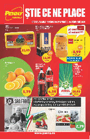 Penny Market - Italia la tine acasa!   29 Ianuarie - 04 Februarie