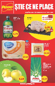 Penny Market - Oferte alimentare | 25 Martie - 31 Martie