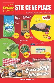 Penny Market - Specialitati Bavareze | 01 Aprilie - 07 Aprilie