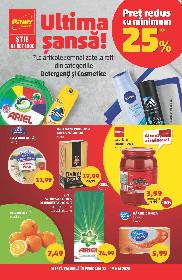 Penny Market - Ultima sansa la detergenti si cosmetice cu pret redus25% | 13 Mai - 19 Mai