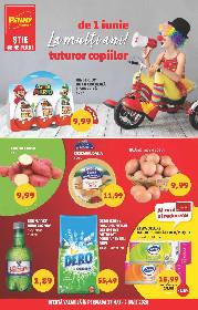 Pennu Market - Surprinde- i de 1 Iunie cu un cadou | 27 Mai - 02 Iunie