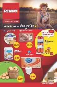 Penny Market Bucuresti - Economisim bani, nu dragoste | 18 Martie - 24 Martie