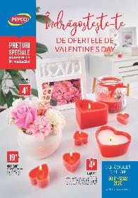 Pepco - indragosteste-te de ofertele de Valentine s Day   20 Ianuarie - 12 Februarie