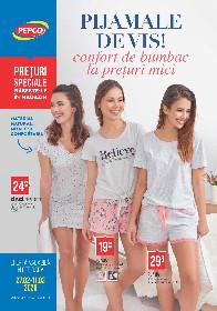 Pepco - Pijamale de vis la preturi mici | 27 Februarie - 11 Martie