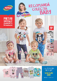 Pepco - Recomanda colectia Baby | 12 Martie - 25 Martie