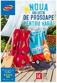 Pepco - Noua colectie de prosoape pentru vara | 18 Iunie - 24 Iunie