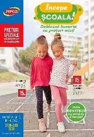 Pepco - Dubleaza bucuria cu preturi mici | 27 August - 02 Septembrie