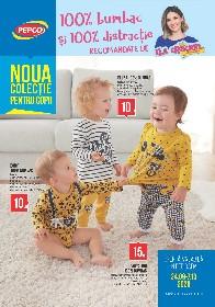 Pepco - Noua colectie pentru copii | 24 Septembrie - 07 Octombrie