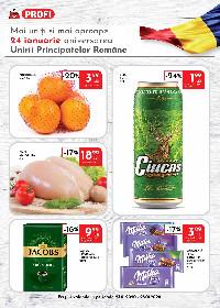 Profi - Oferte alimentare | 23 Ianuarie - 28 Ianuarie