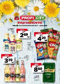 Profi - Oferte City | 22 Aprilie - 12 Mai